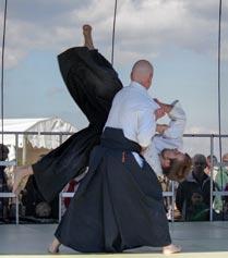 Aikido træningskurser kan arrangeres for kampkunst klubber og dojo'er som ikke har stiftet bekendtskab med Aikido forud.