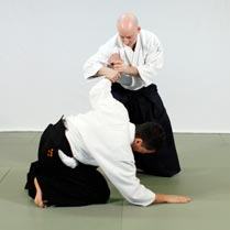 Aikido træning for skoler og andre institutioner